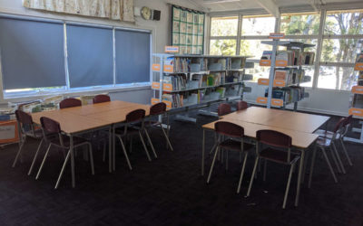New Tables & Chairs