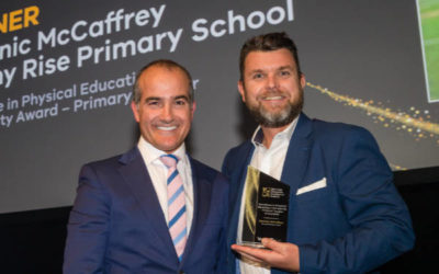 Excellence in Physical Education and Activity – Primary Teacher Award