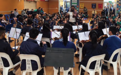 Wellington Secondary College Performance at Albany Rise Primary School