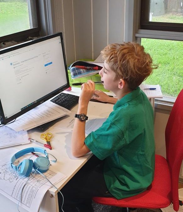 Albany Rise Remote Learning