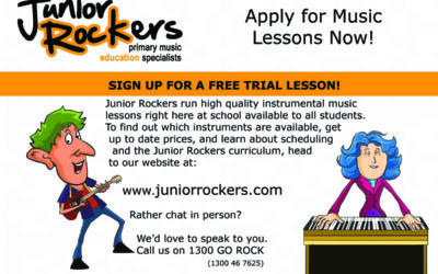 Junior Rockers Program